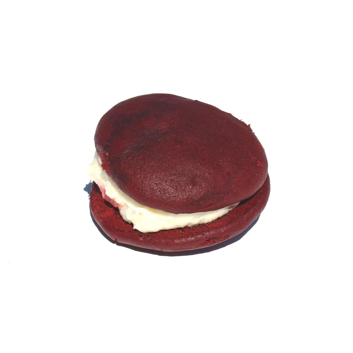 Red Velvet Whoopie Cookie