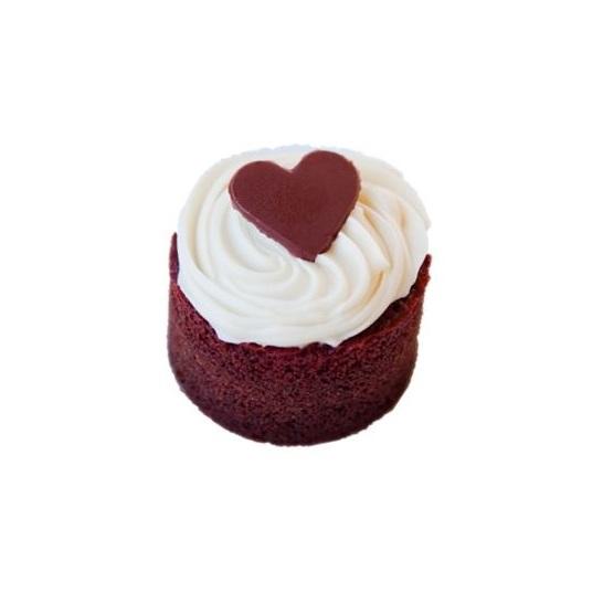 Petite Red Velvet Cake