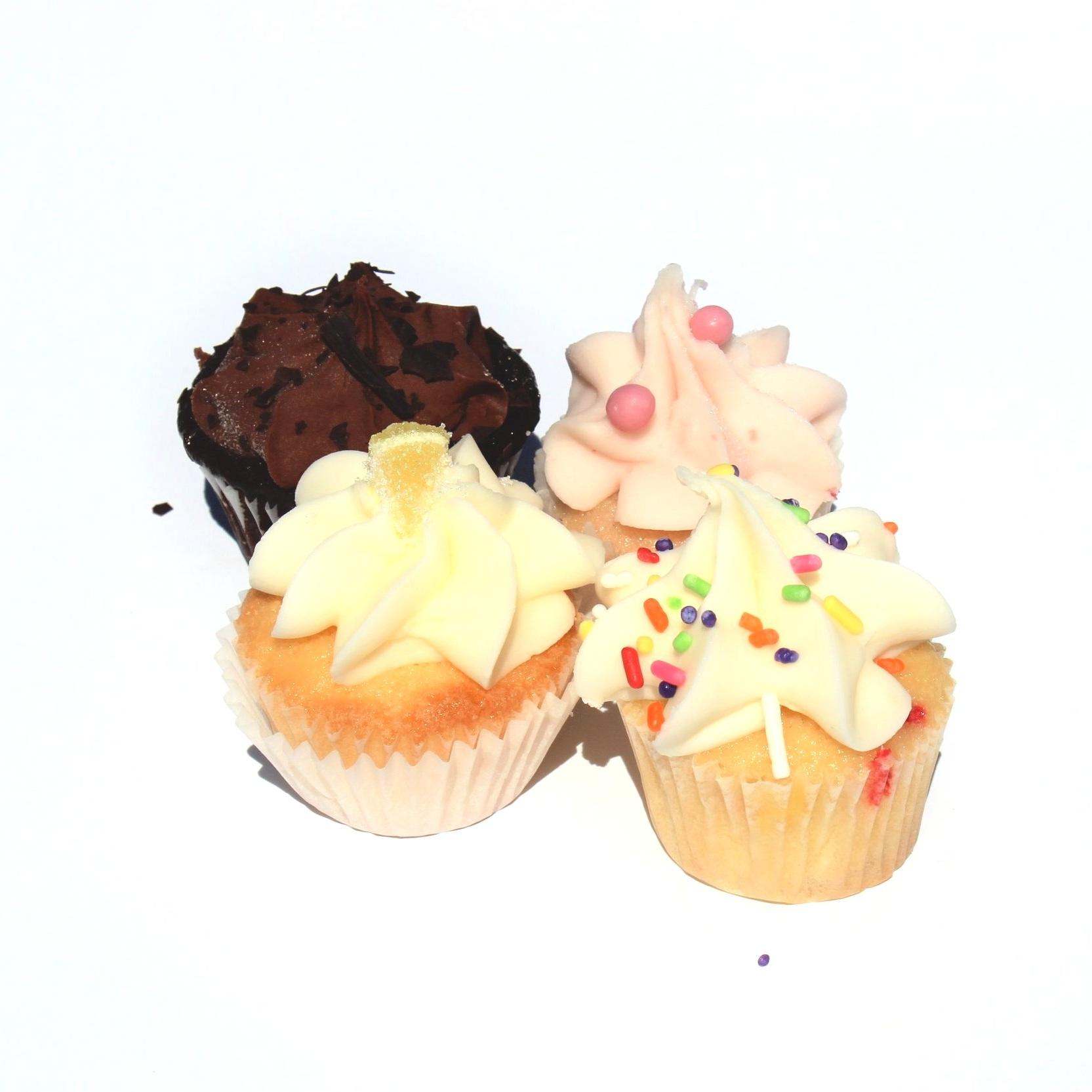 Mini Seasonal Cupcake Assortment