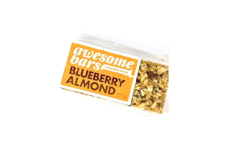 Blueberry Almond