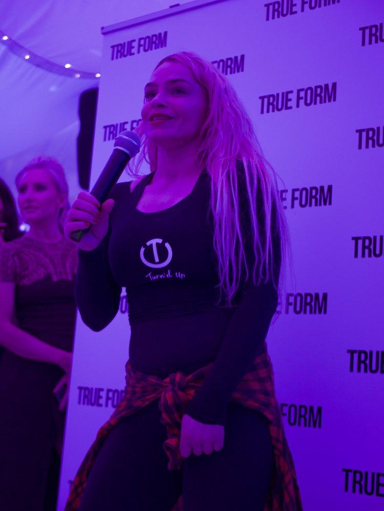 Turn'd Up Fitness Creator Shekira Johnson talks about her brand.