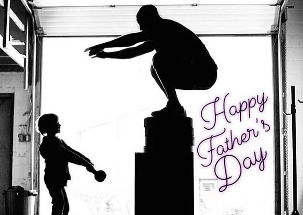 Happy Father's Day to every single one!❤️ Because dads come in every single form. Sometimes through a mom, a grandma, an uncle or aunt, in many ways, and we love them all ✨