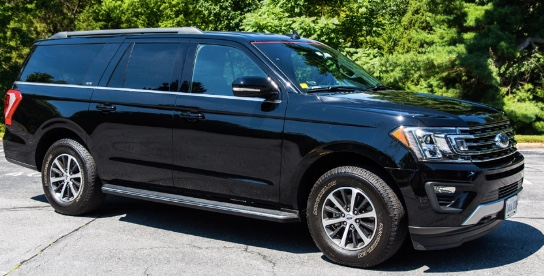 SUV - Passengers: 4 5 hours rate: $425Extra hours: $75