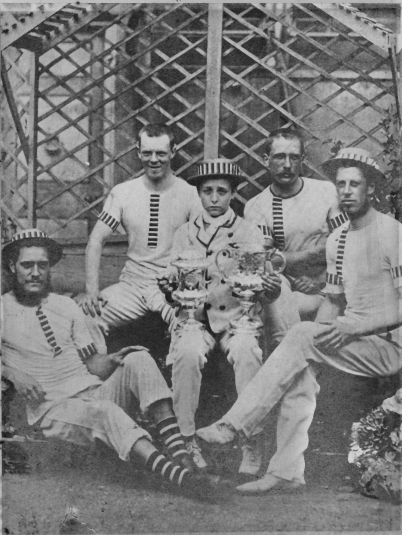 Wyfold Challenge Cup winners, 1870