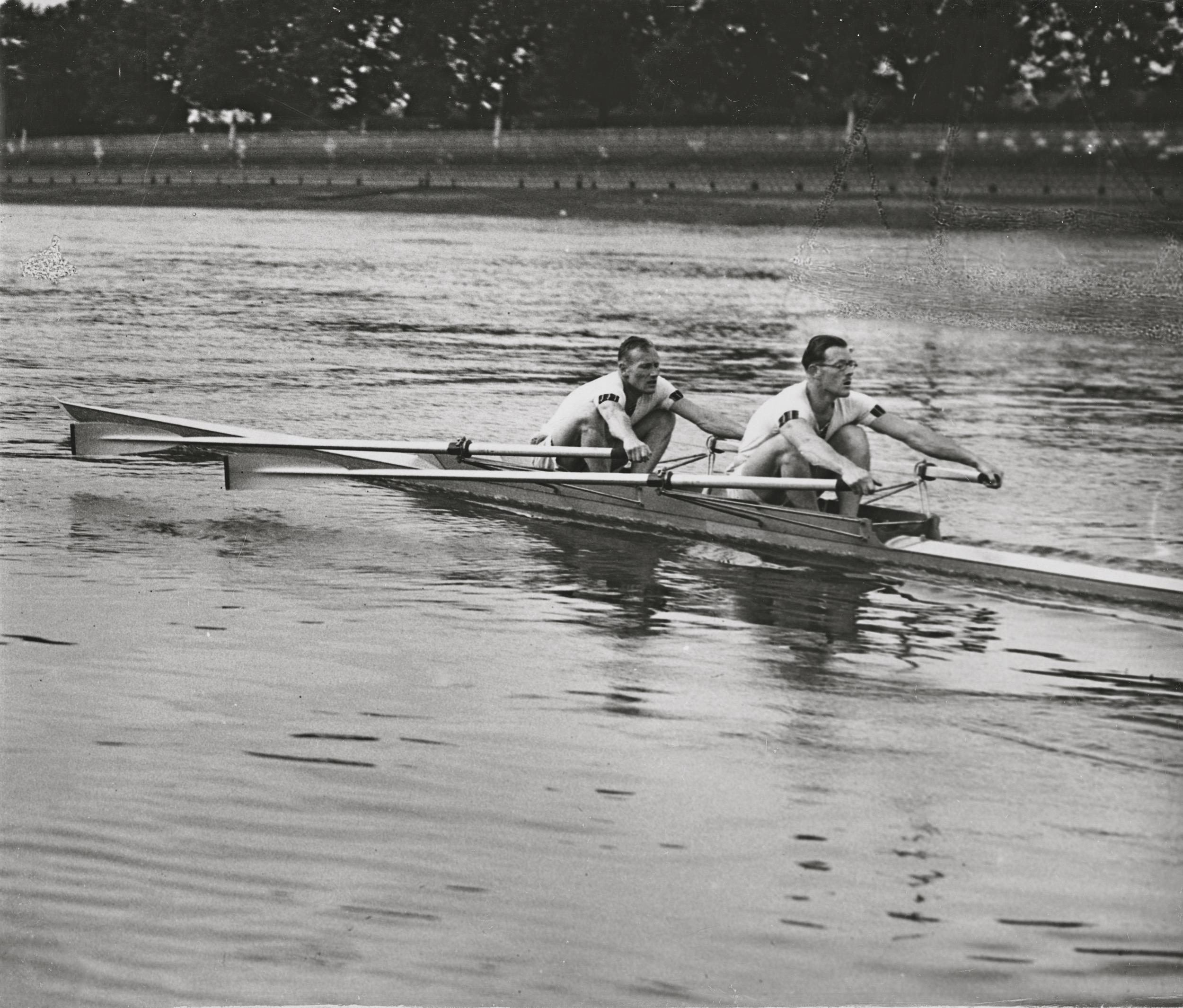 1936 GB Olympic 2x
