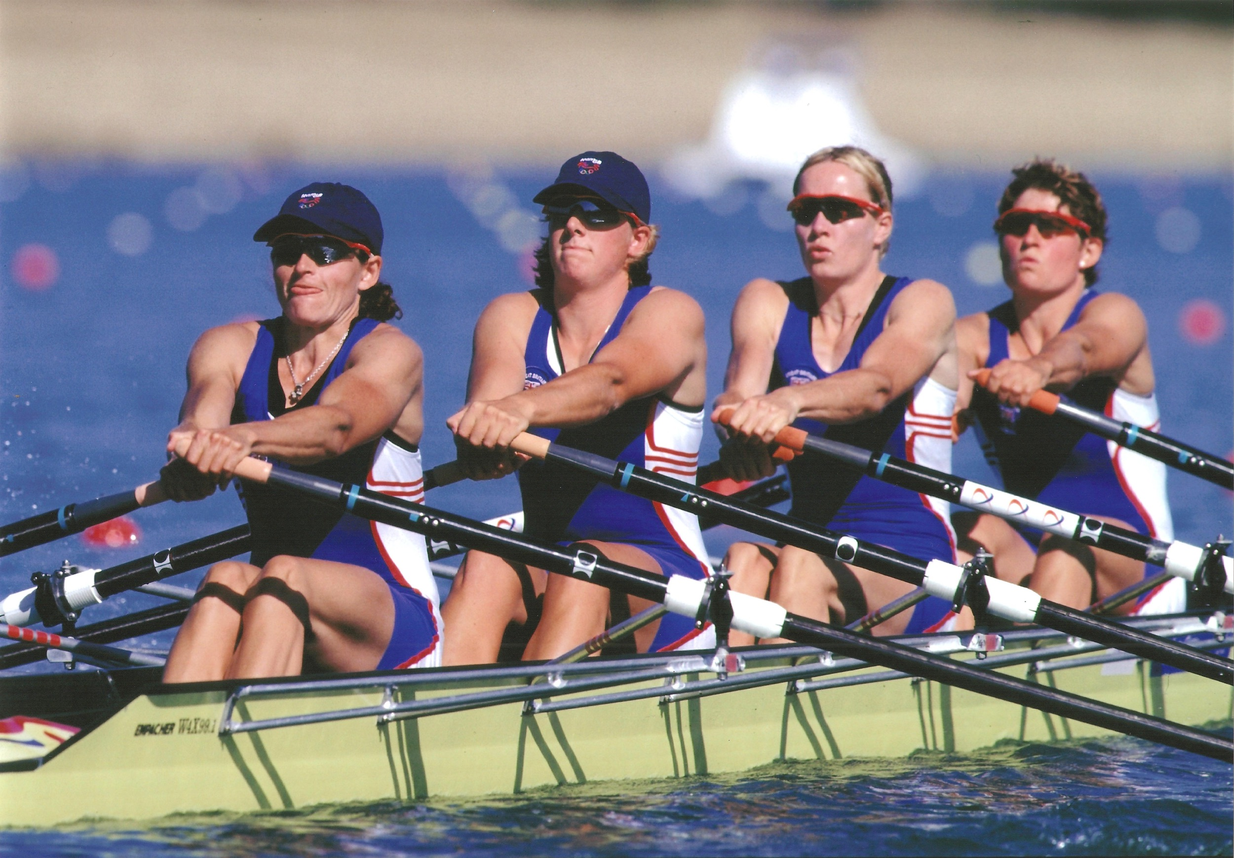 GB W4x, Sydney 2000 Olympic Games