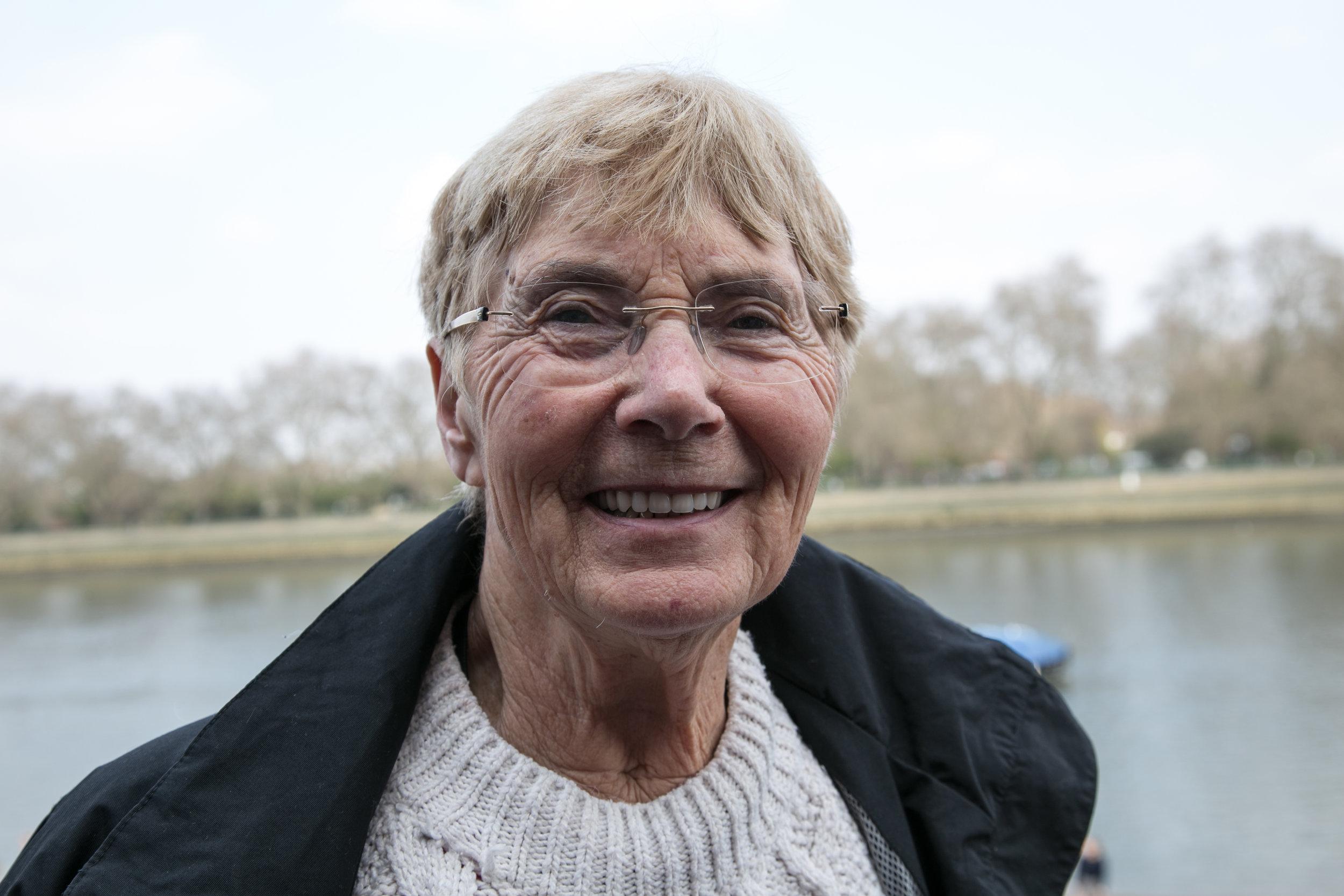 Pauline Rayner, president