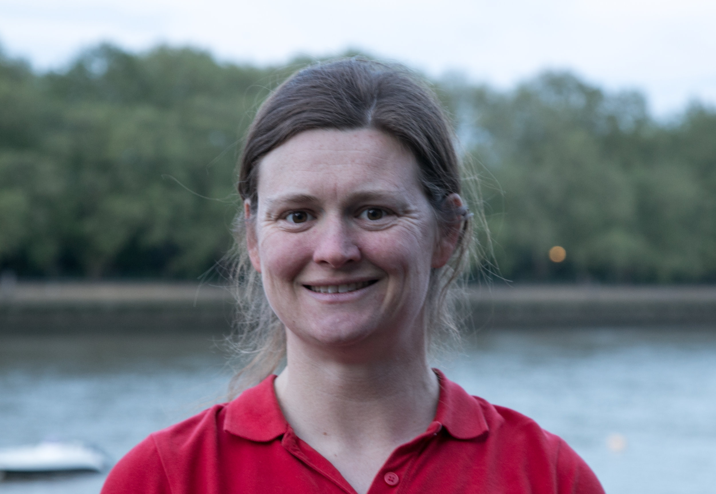 Jo Harris, secretary