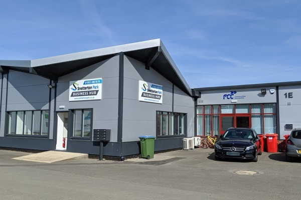 Snetterton Business Hub at Snetterton Park, just off the A11 in Norfolk