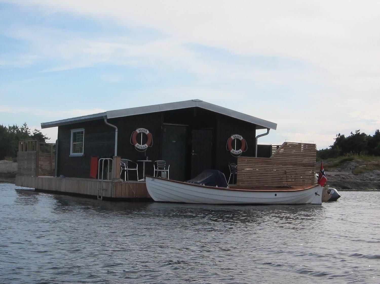 Husbåt