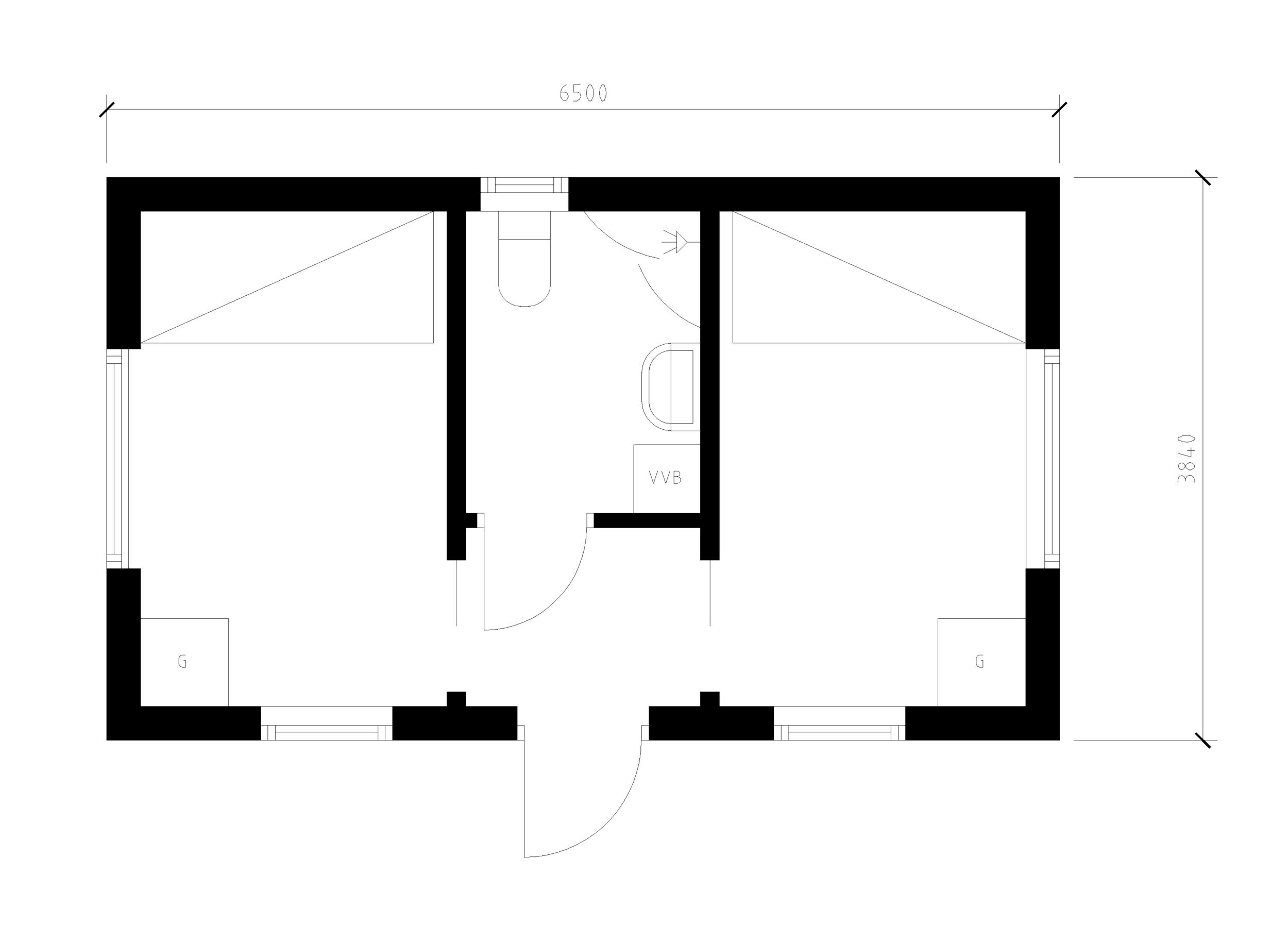easy-house-attefallshus-åhus-25-dubbelt-sovrum-badrum