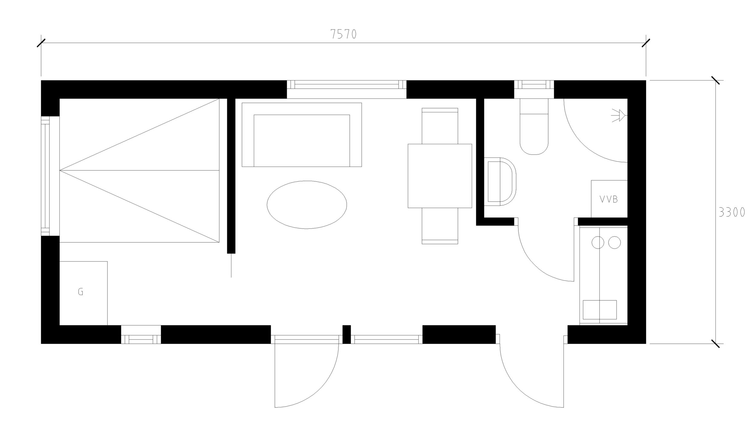 easy-house-attefallshus-åhus-25-med-sovrum-badrum-kök-planlösning-2