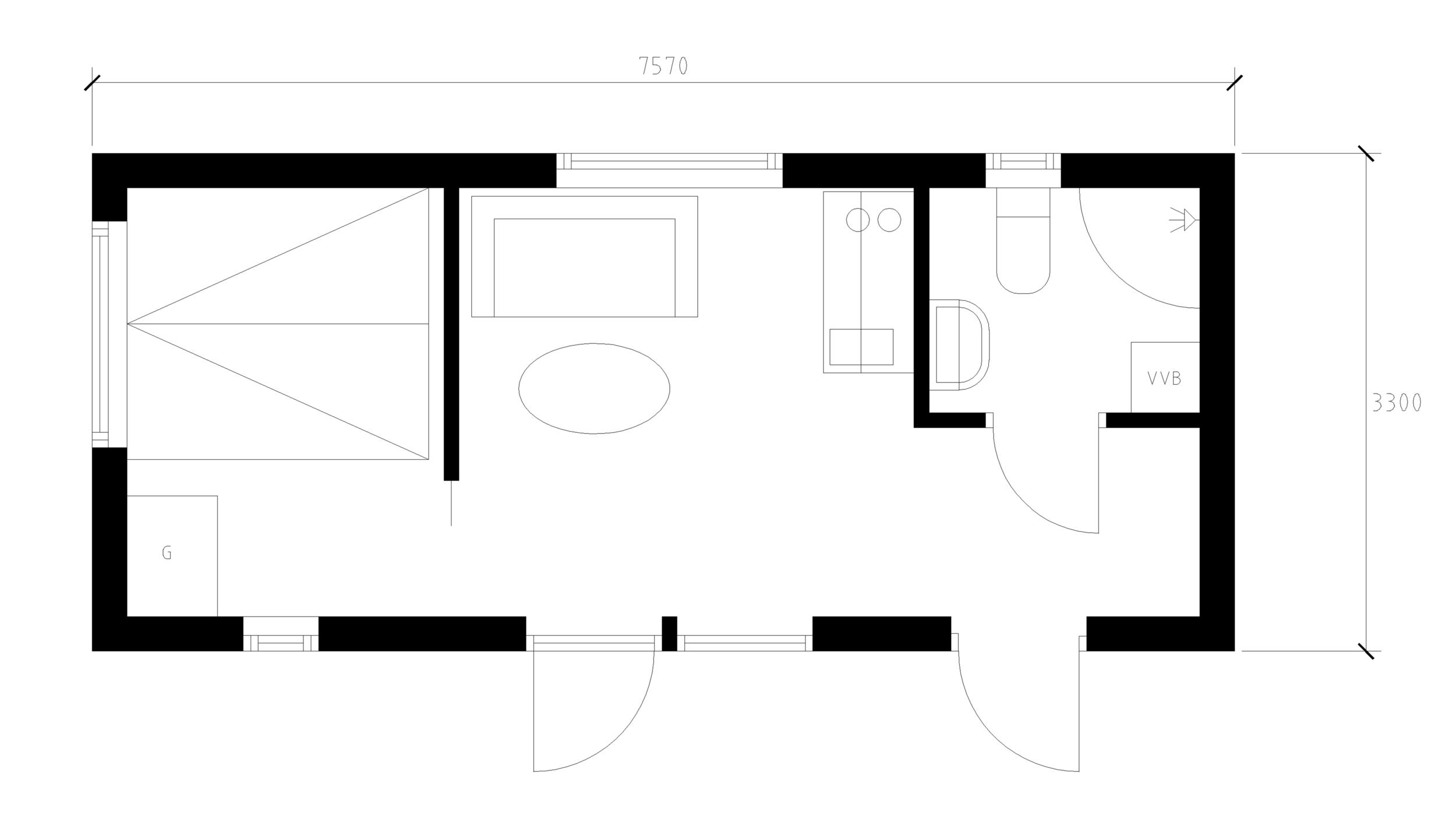easy-house-attefallshus-åhus-25-med-sovrum-badrum-kök-planlösning-1