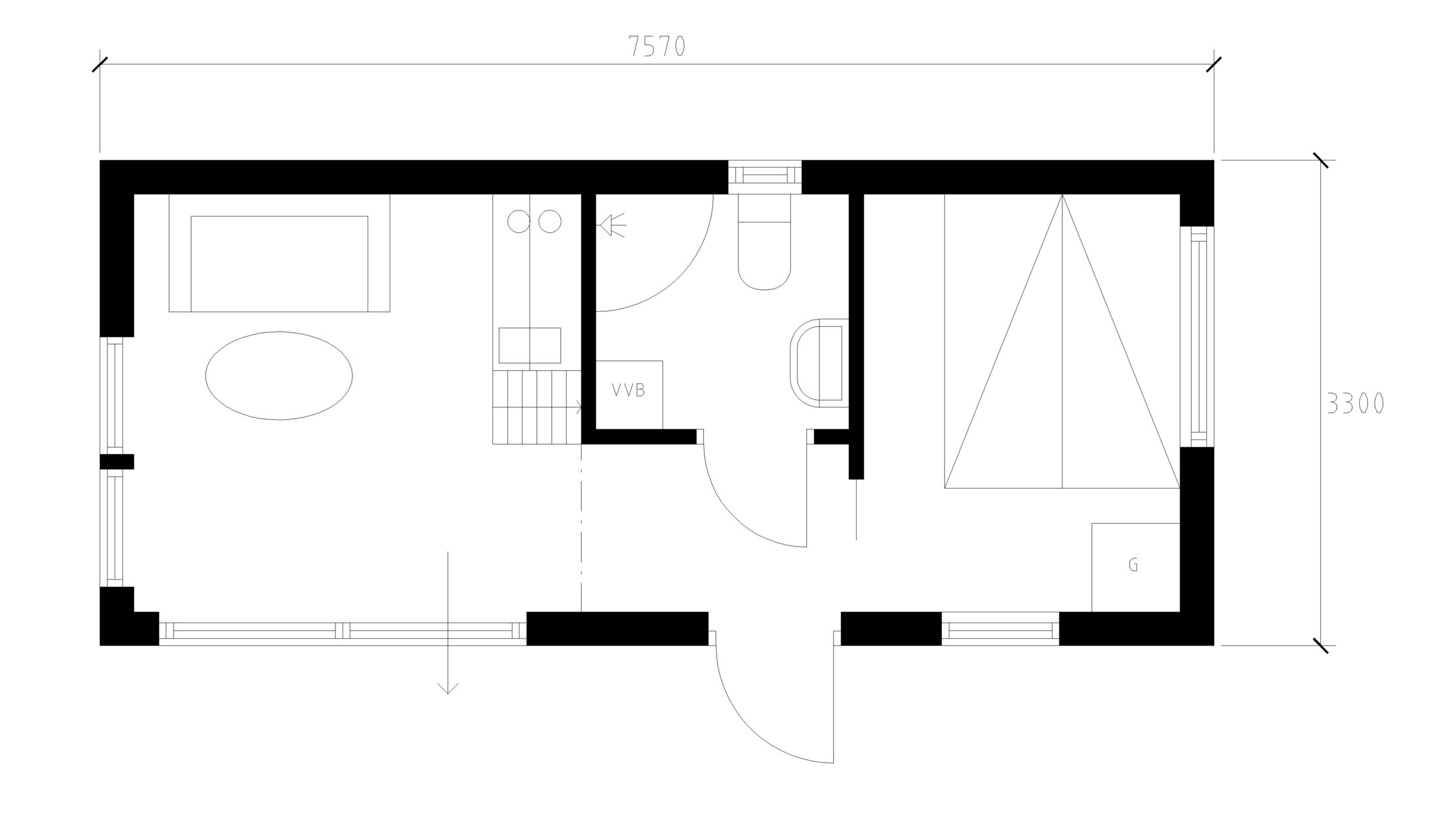 easy-house-attefallshus-åhus-25-med-loft-sovrum-badrum-allrum