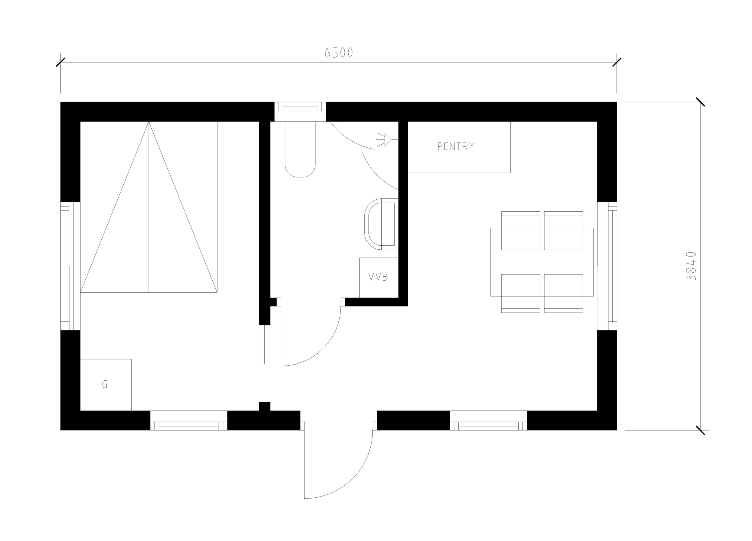 easy-house-attefallshus-åhus-25-sovrum-badrum-kök-allrum-planlösning-2
