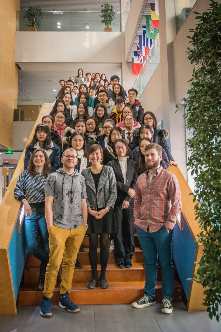 The 2018 Shanghai Workshop