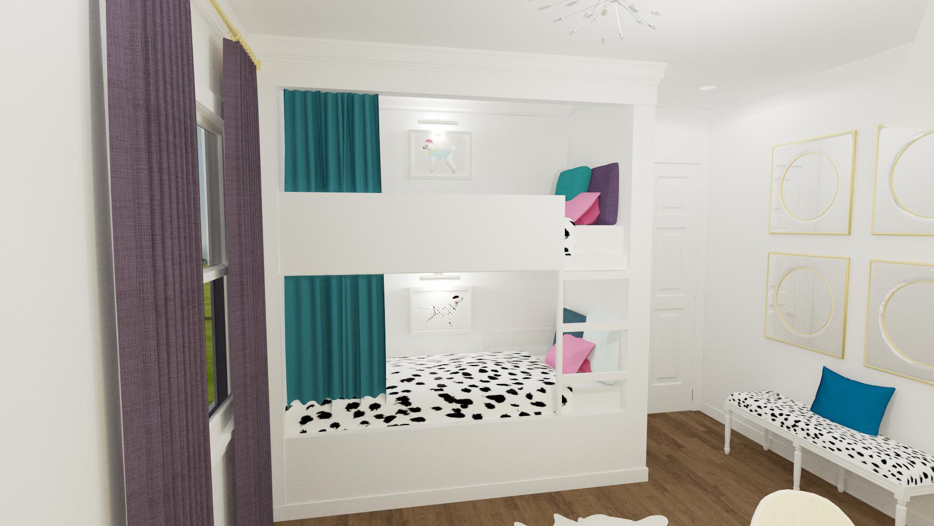 Baldwin Park Bedroom