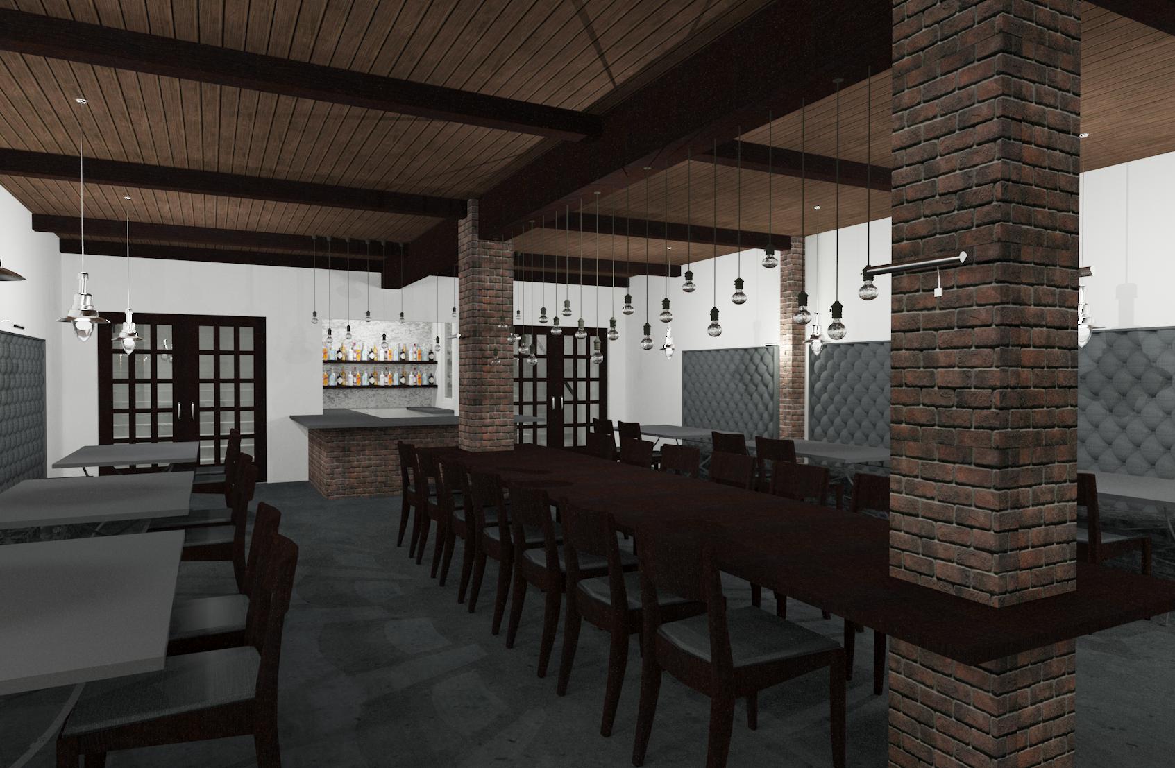 Grant Chapel Cellar