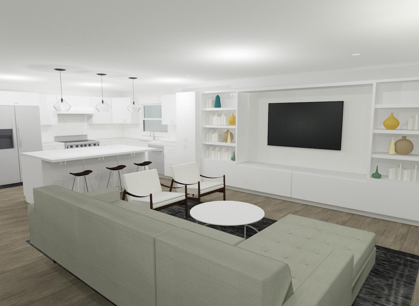 Maitland Living Room