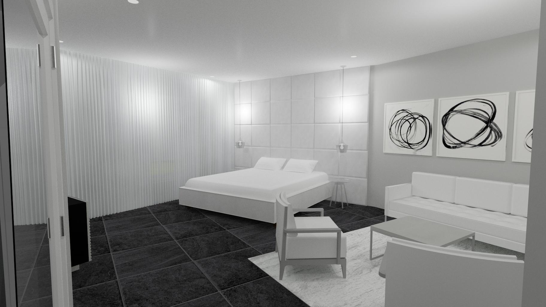 Thurloe Master Bedroom