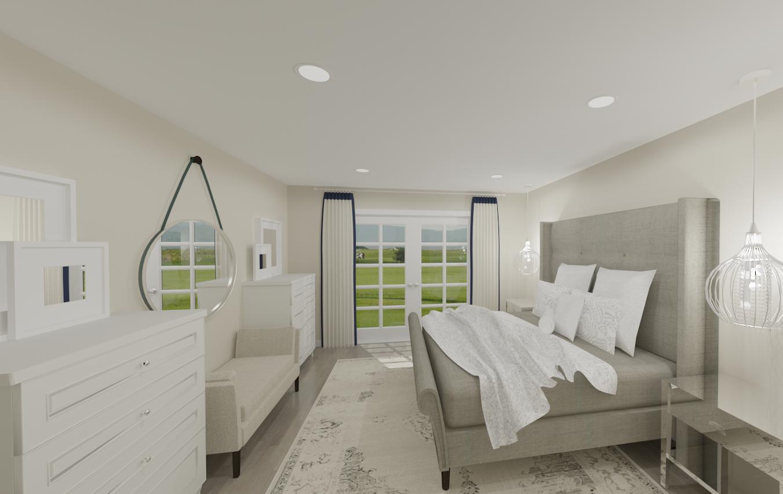 Dickerson Master bedroom