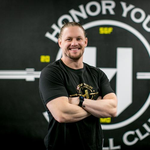 Brenton Roggow   Co-Owner // Member Development // General Physical Preparedness