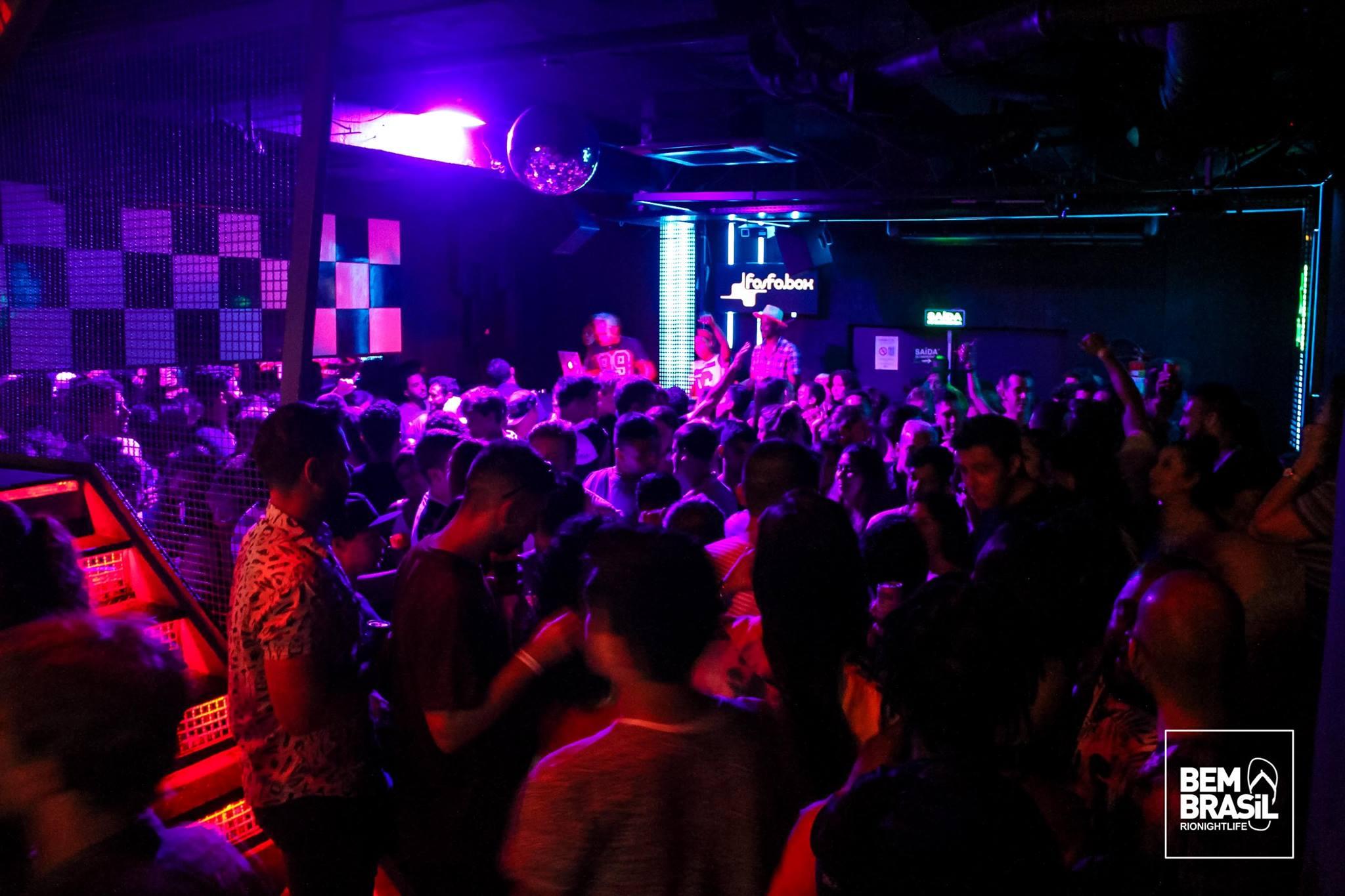 Бразильски ночной клуб есть клуб ночной приморске