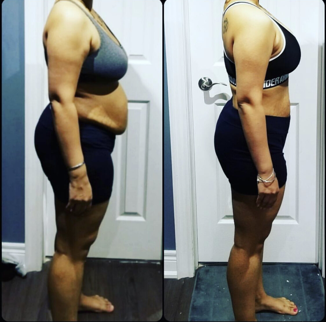 Sound nutrional advice + the best indoor cycling/boot camp classes = amazing results! -
