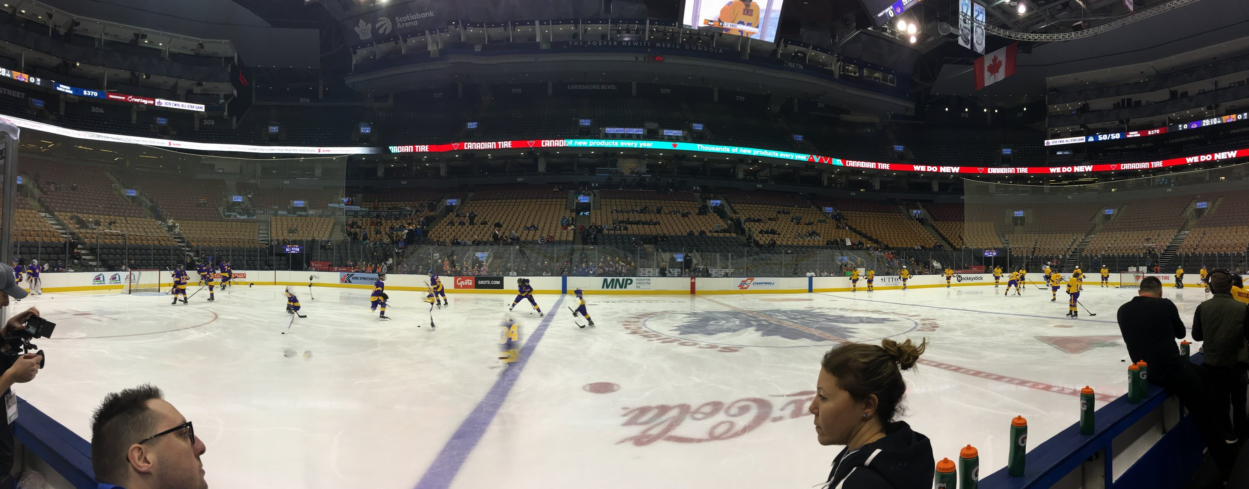 CWHL ALL STAR GAME, 2019