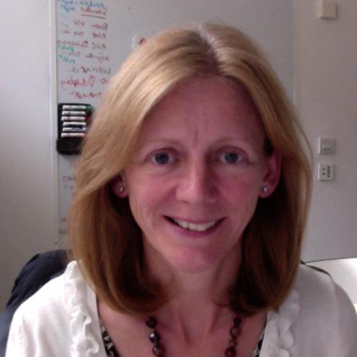 Dr Lynne Cox - Associate Professor, Department of Biochemistry, University of Oxford, expert on molecular basis of ageing