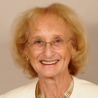 Baroness Greengross OBE - Treasurer