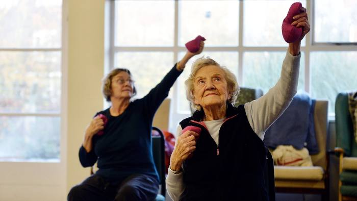 Ageing population 'an opportunity, not a problem' say MPs - 7 May 2019
