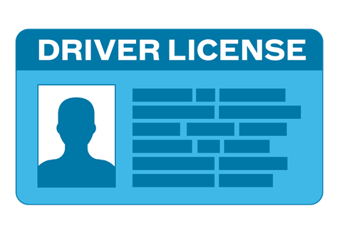 1. A photo of your drivers license.  Photo must clearly show license number, name, expiration date, and state.