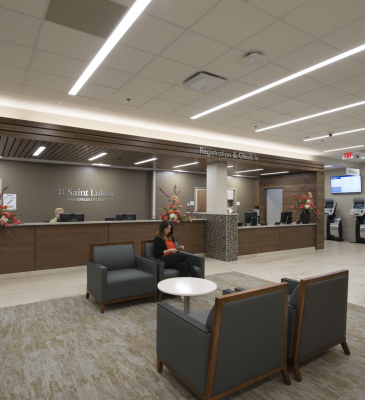 Saint Luke S Multispecialty Clinic Mission Farms In Leawood