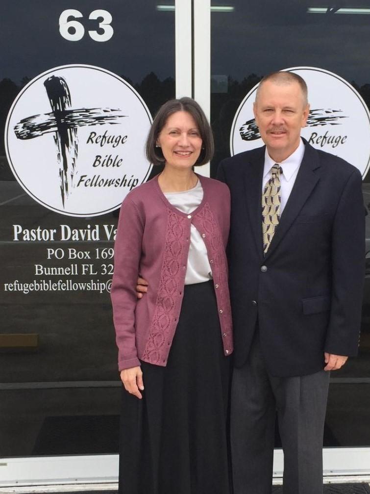 Pastor David and Donna Vannoy
