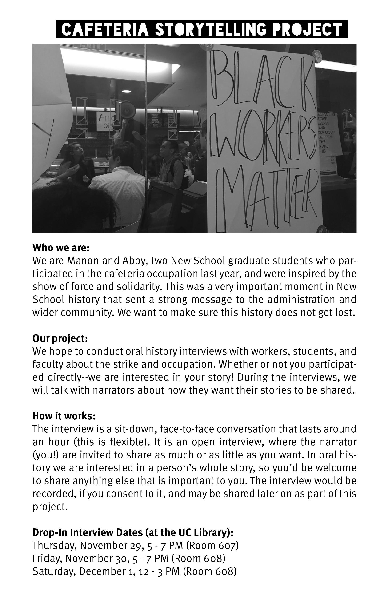 Cafeteria Oral History_Half Page Flyer.jpg