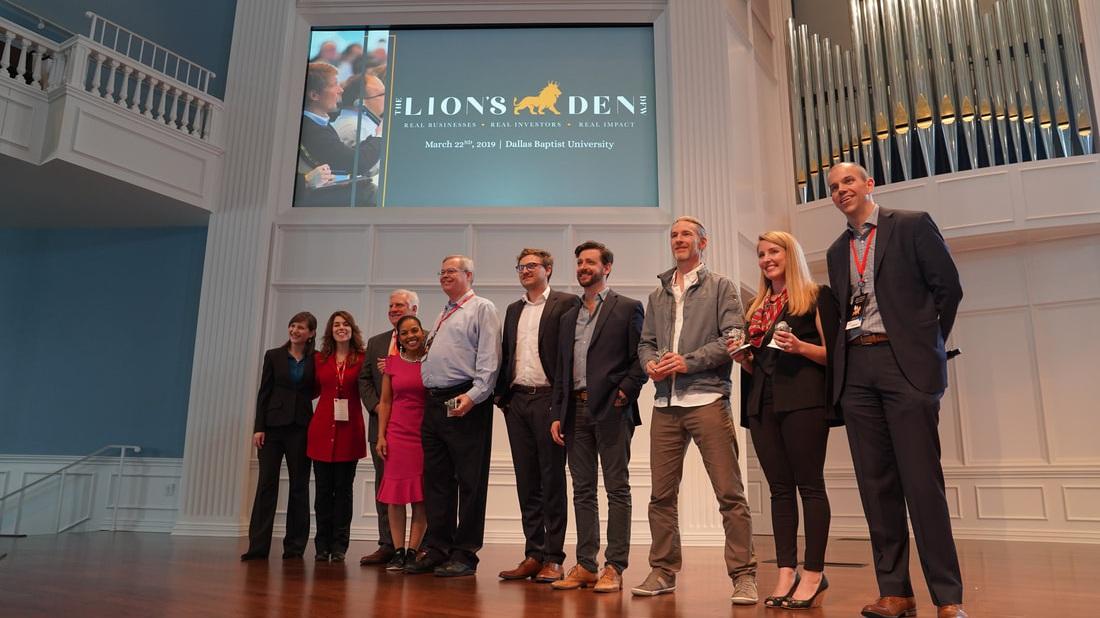 Photo by  The Lion's Den DFW