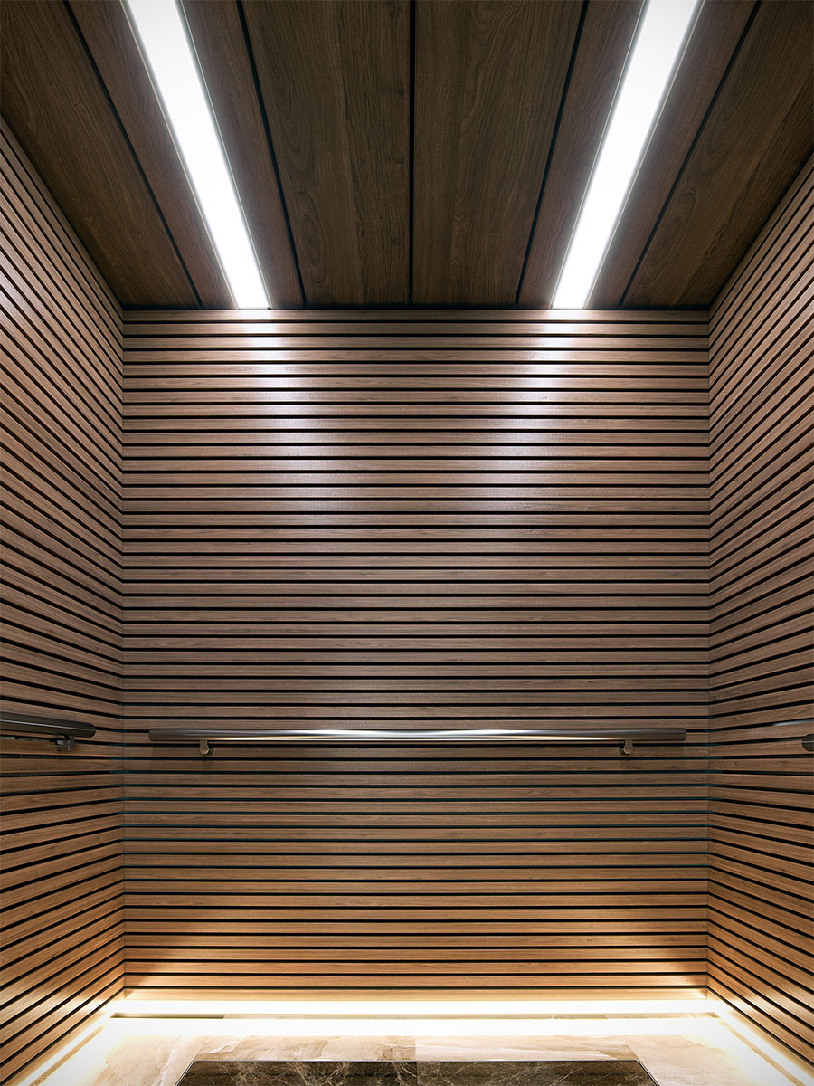 wooden lift ceilings -