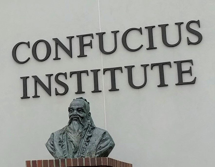 The Confucius Institute as marketed as simply the Chinese version of Western cultural organizations like Germany's Goethe-Institut: critics remain unconvinced. |  WIKIMEDIA COMMONS