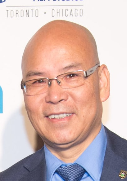 Vincent Ke at the 2019 CFC Annual Gala & Auction    WIKIMEDIA COMMONS