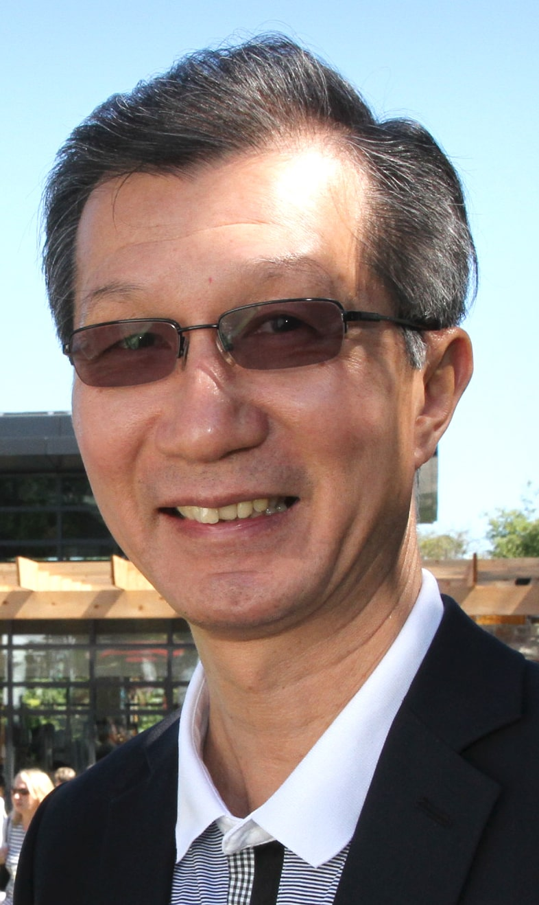 Michael Chan at the 2014 CFC Annual BBQ Fundraiser    WIKIMEDIA COMMONS