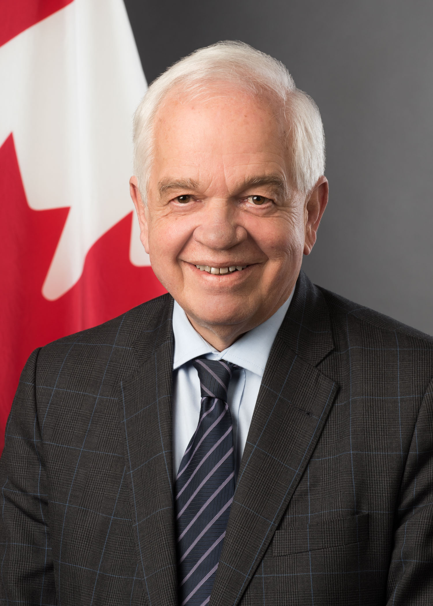 Former Canadian ambassador to China, John McCallum