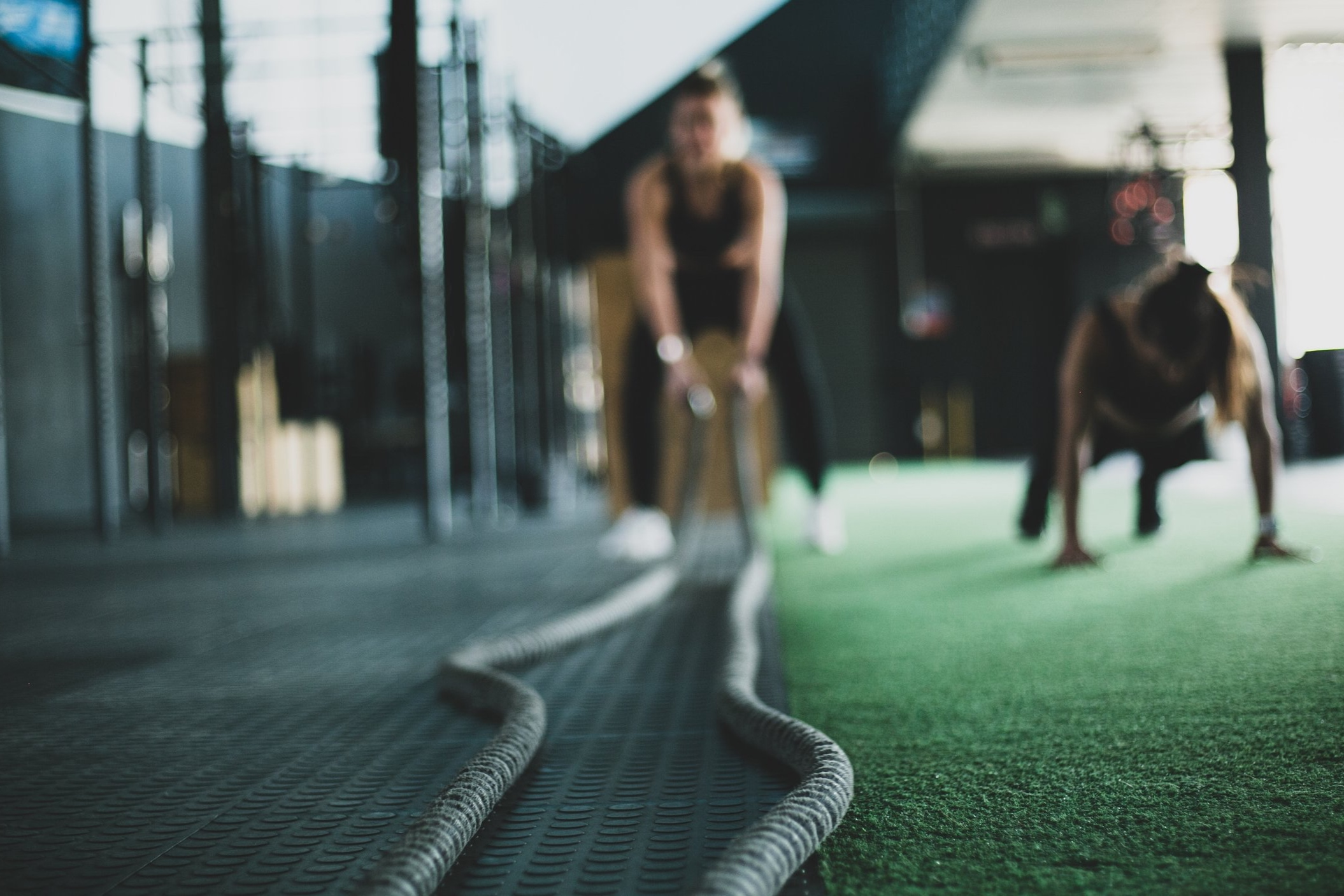 READY FOR YOUR INITIAL FITNESS ASSESSMENT? -