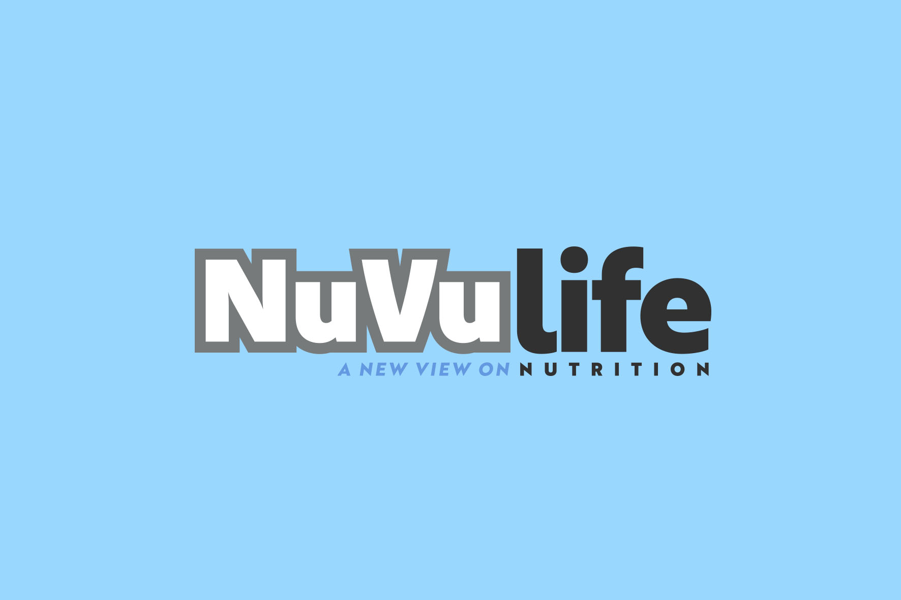 Brand Logo for NuVulife nutrition drink