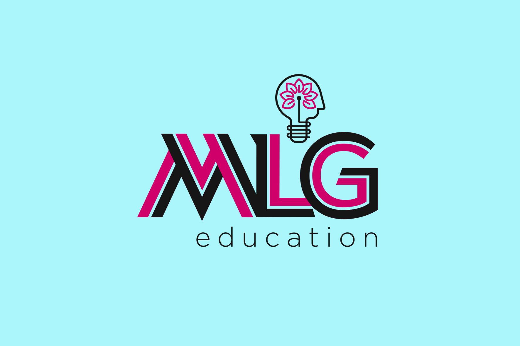 Logo Design for MLG Education