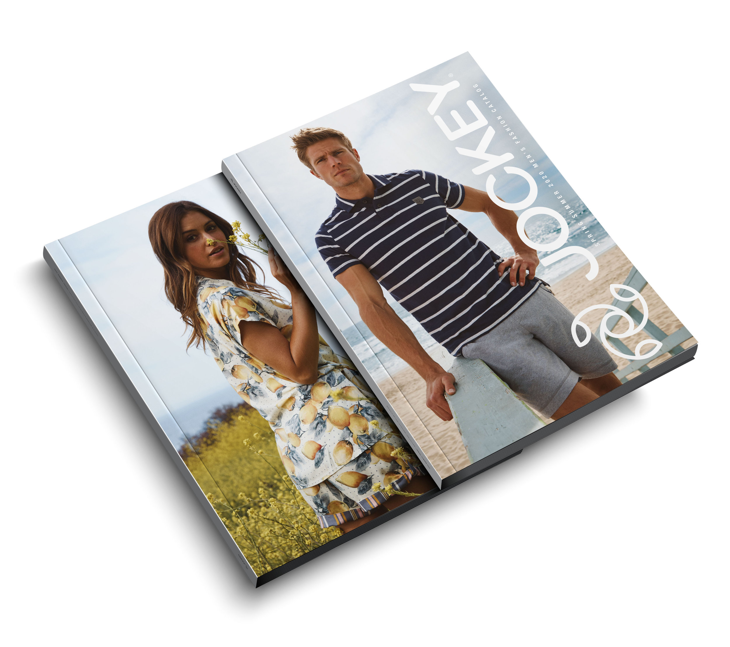 Jockey catalogues - creative artworking