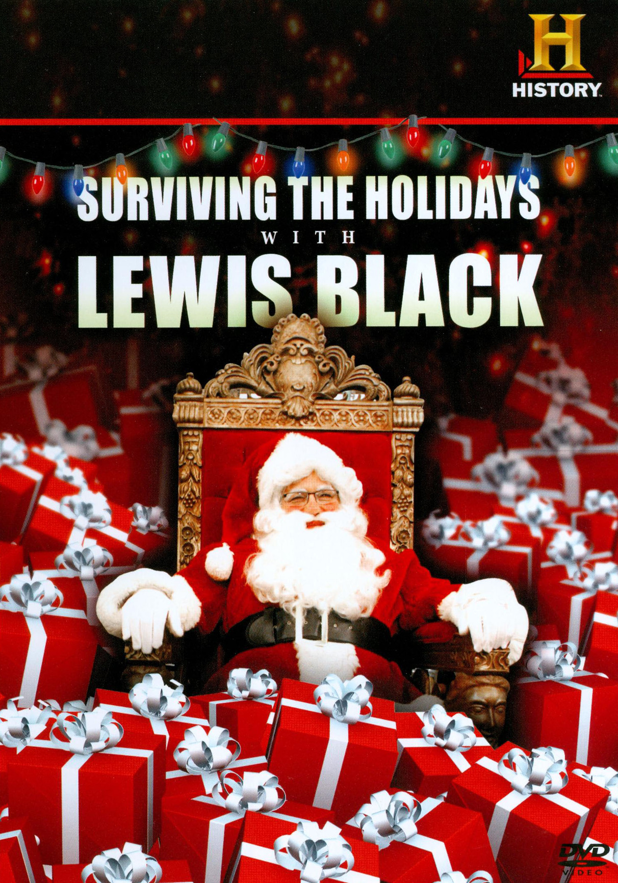 """Lewis Black """"Surviving The Holidays with Lewis Black"""""""