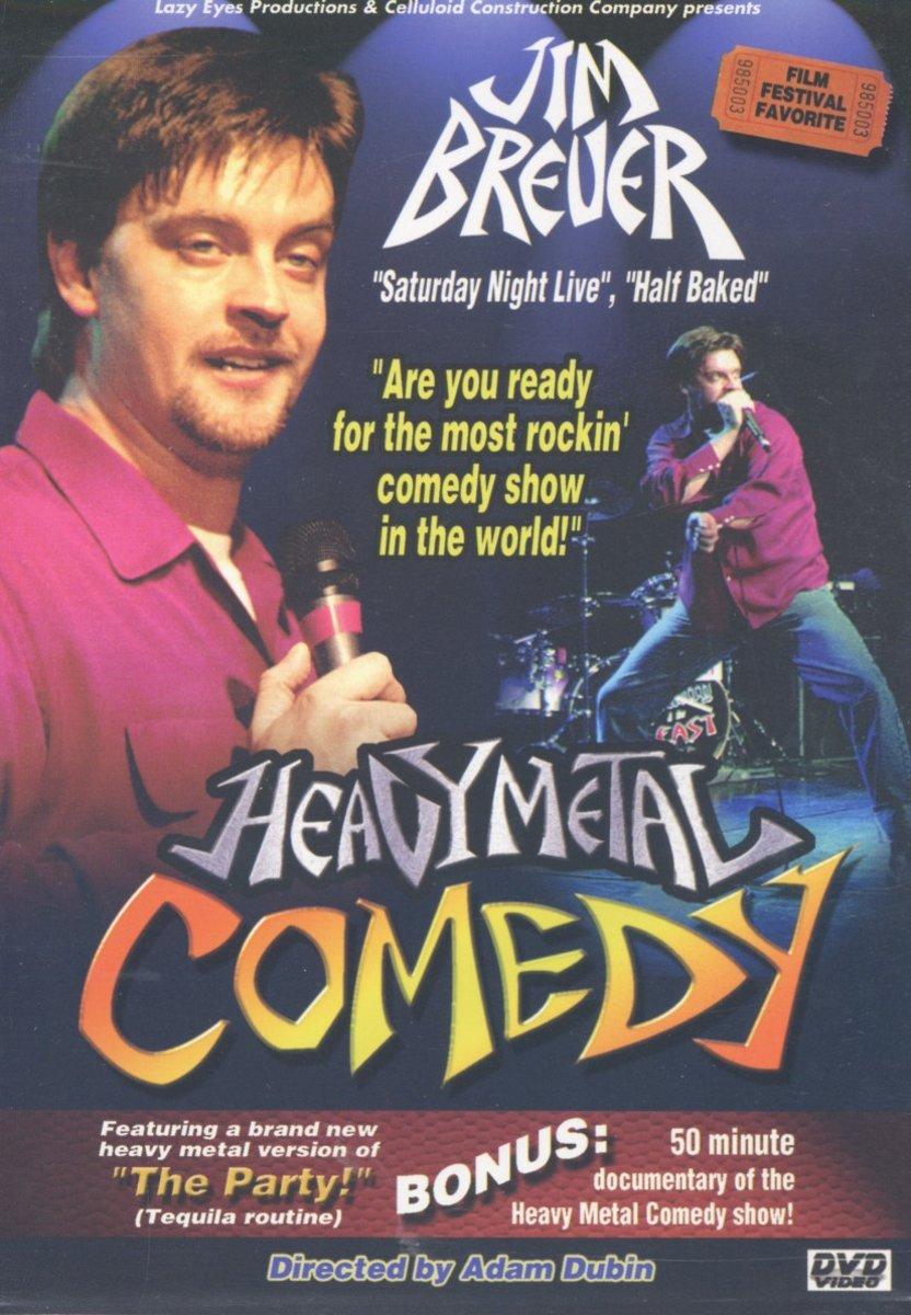 "Jim Breuer ""Heavy Metal Comedy Documentary"""