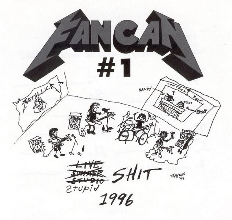 "Metallica ""Fancan 1"""