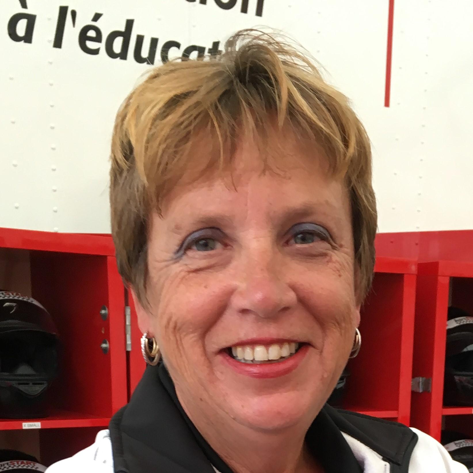 Gloria Pollard Program Director - gloria@kartstart.ca